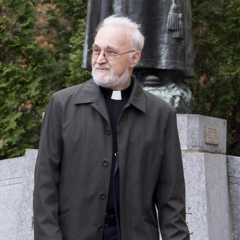 Claude Grou, recteur de l'oratoire Saint-Joseph.