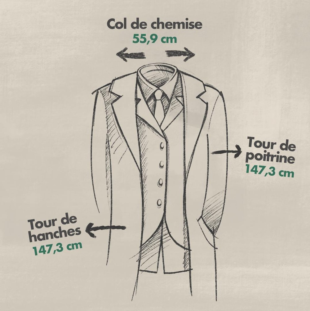 Le col de chemise du géant Beaupré
