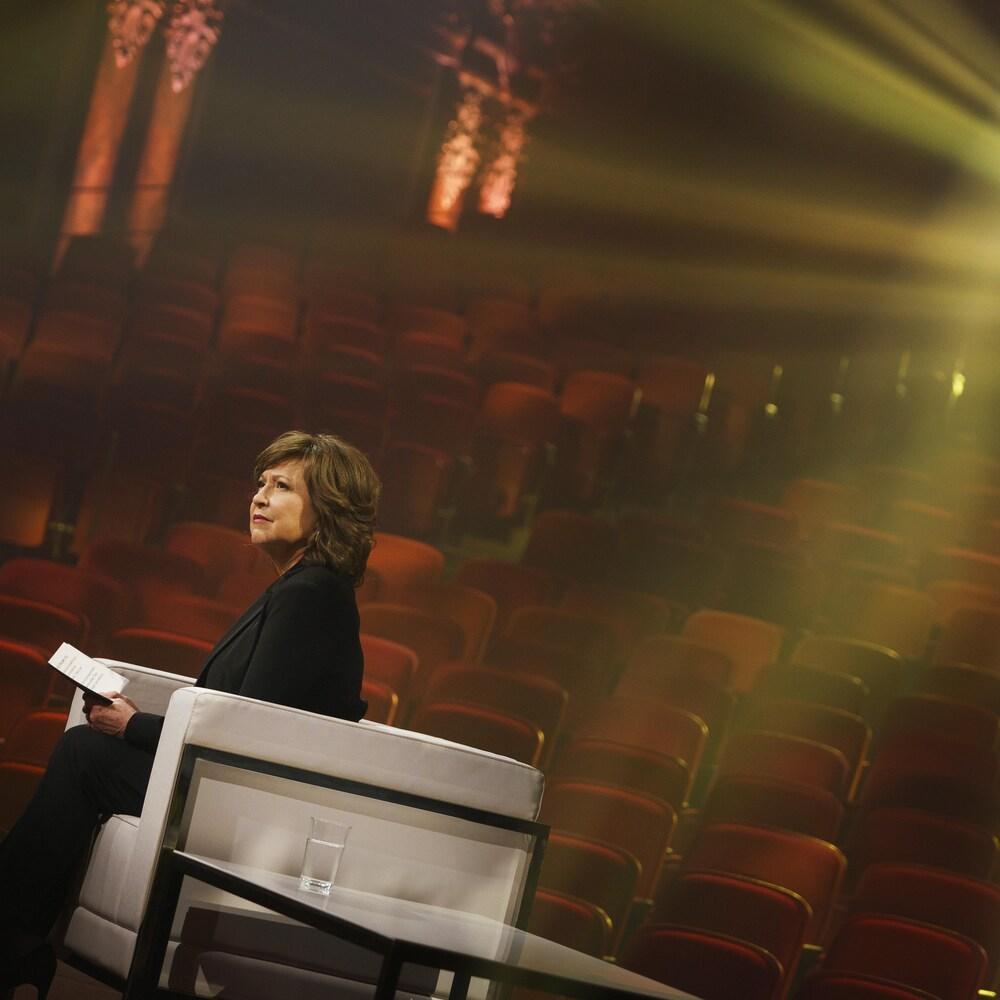 Céline Galipeau au théâtre Denise Pelletier