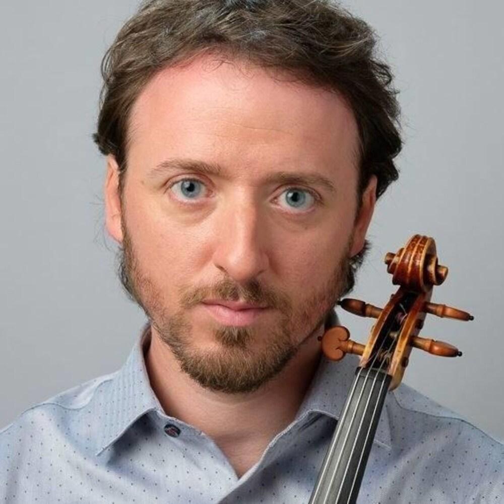Le directeur de l'organisme Val-d'Or en concerts, Frédéric St-Pierre.