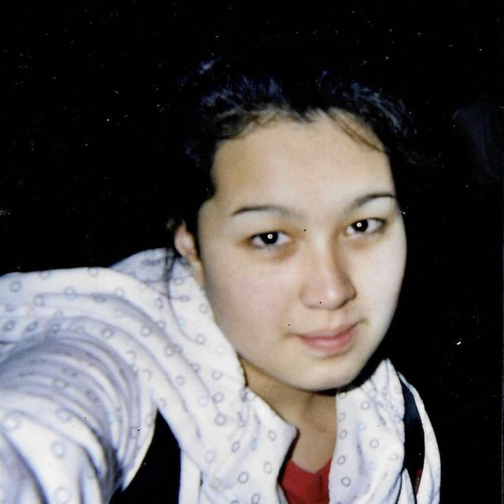 Portrait de Daphné-Anne adolescente.
