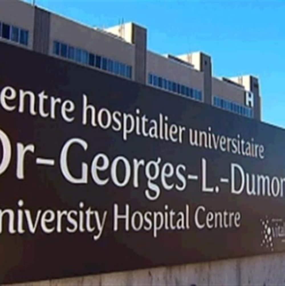 Centre hospitalier Dr-Georges-L.-Dumont