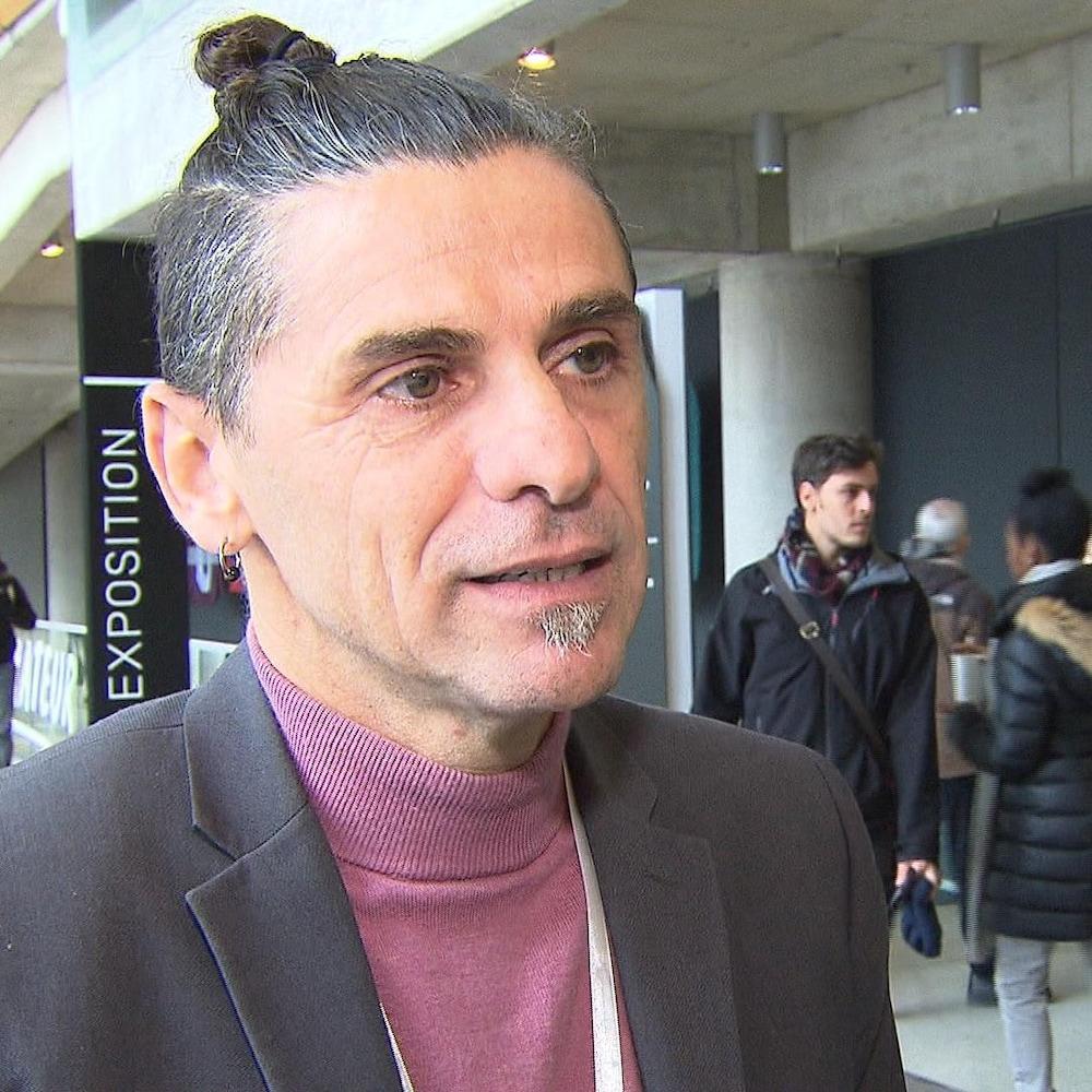 Jérôme Pruneau, directeur général, Diversité artistique Montréal
