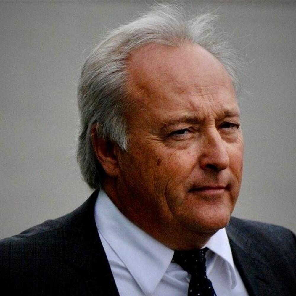 Le juge de la Cour supérieure du Québec, l'honorable Michel Girouard.
