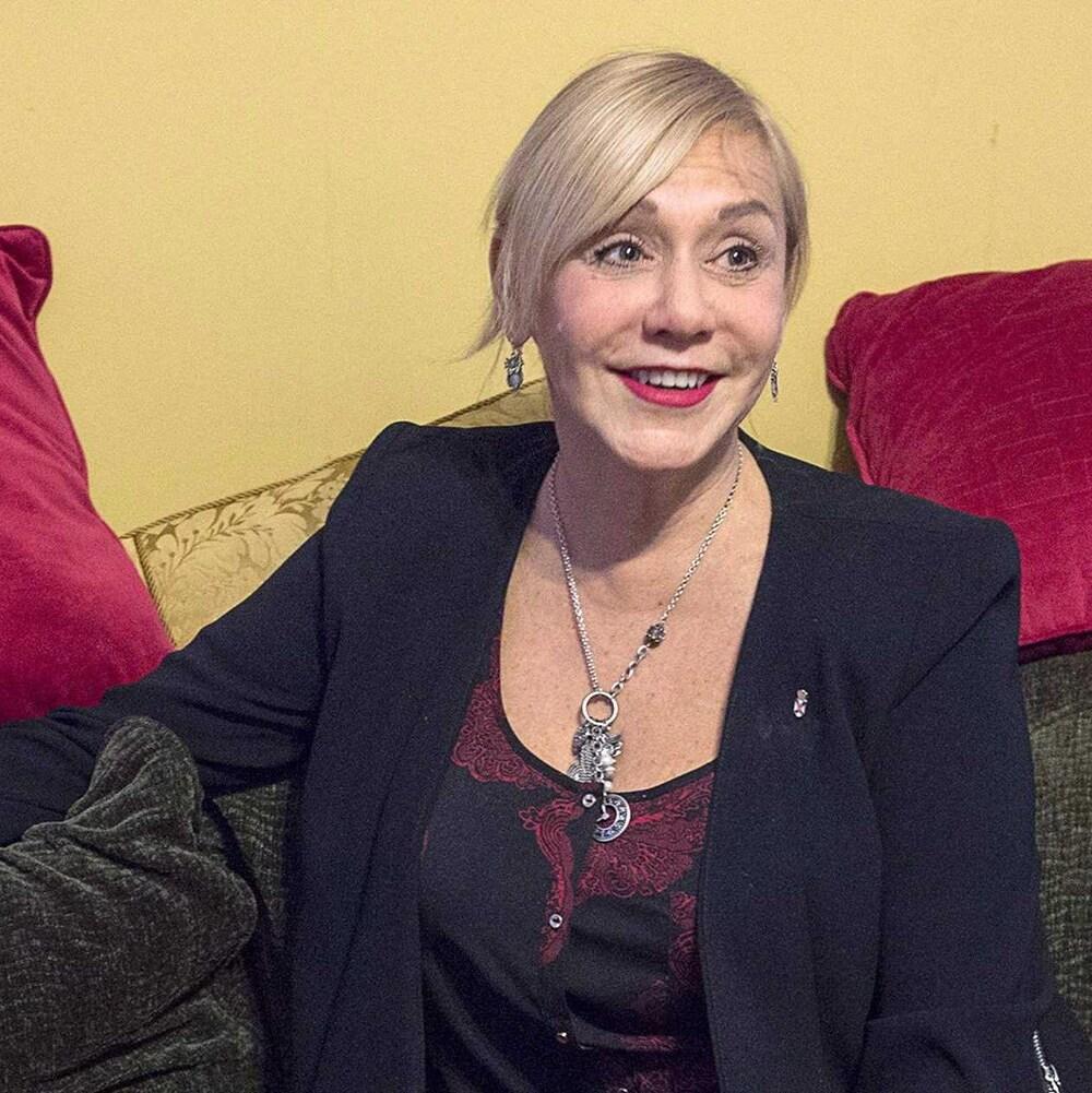 Lenore Zann en 2016.