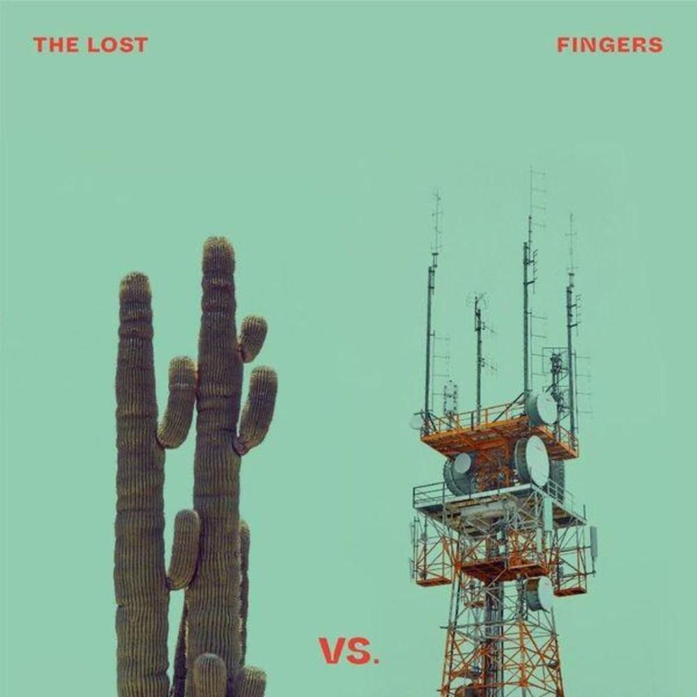 The Lost Fingers proposent un album qui réunit les six défis VS.