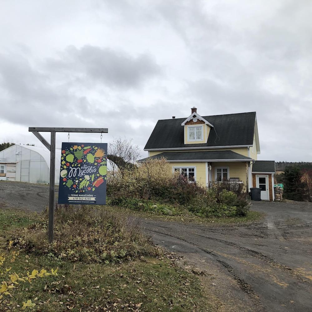 La ferme maraîchère Micobio