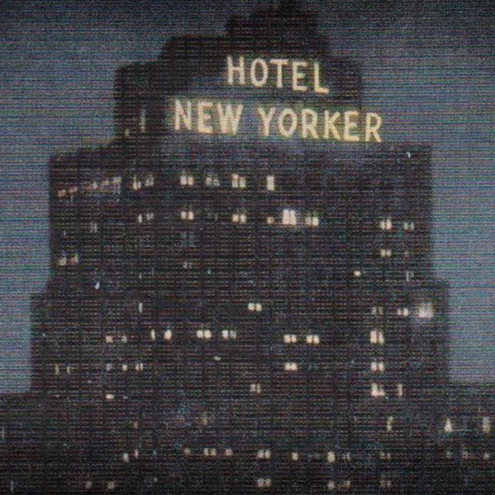 Image de l'Hôtel New Yorker en 1943.