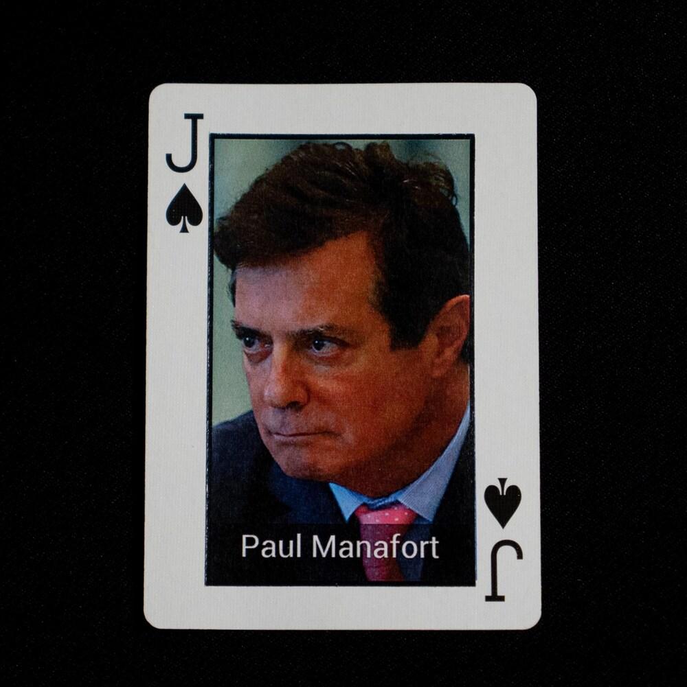 Carte de Paul Manafort