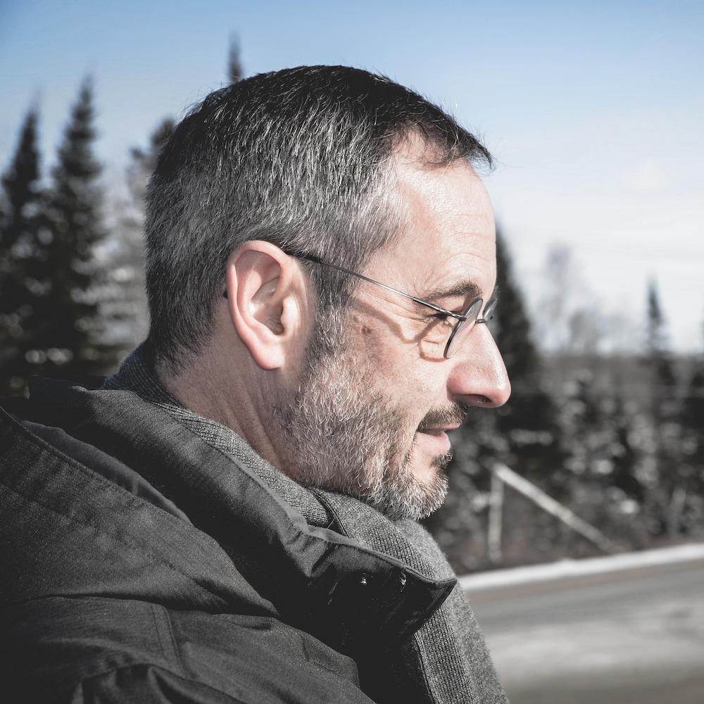Sylvain Côté.