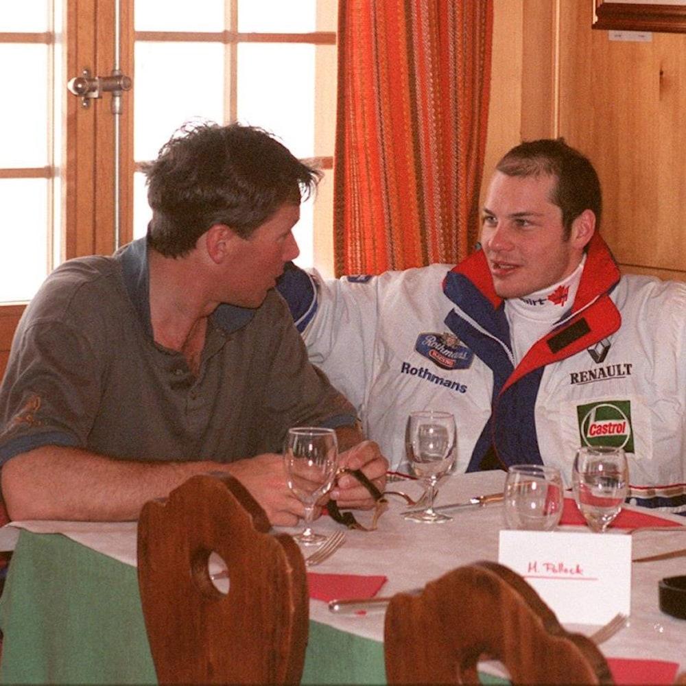 Jacques Villeneuve, a defender of tax avoidance?