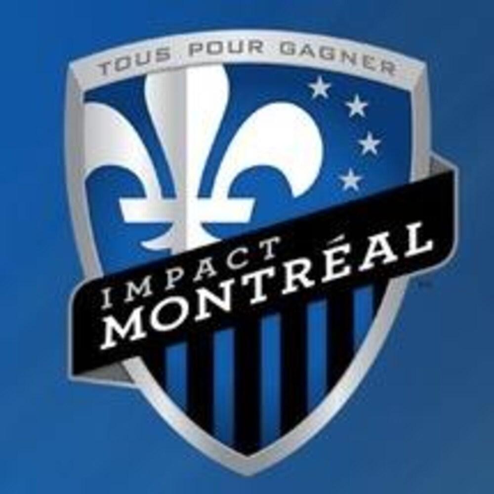Logo de l'Impact de Montréal.
