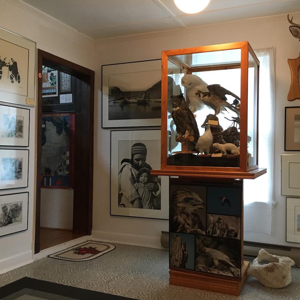 Quelques œuvres du musée