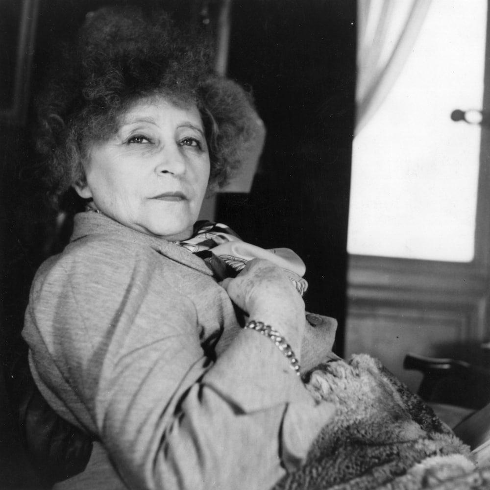 Colette en 1949.