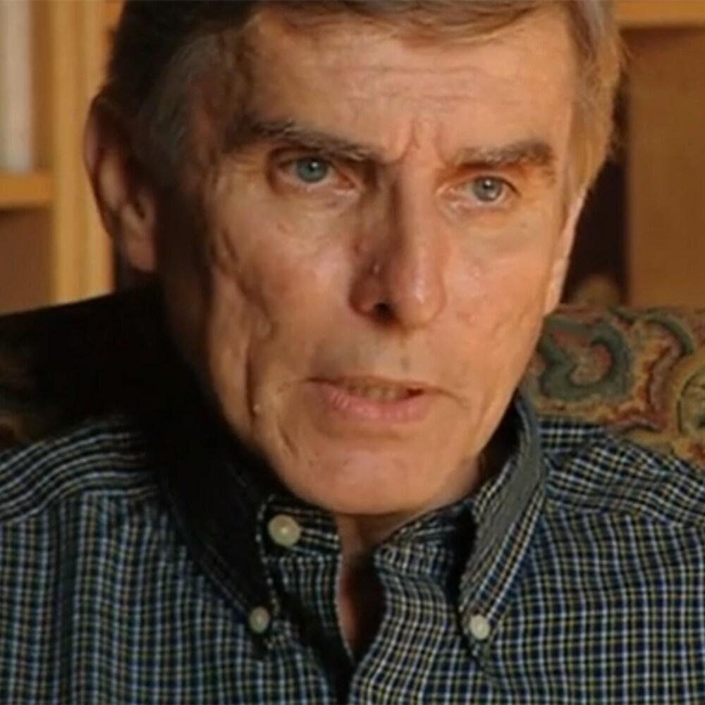 Roger Buisson, contrôleur aérien suspendu en 1975.