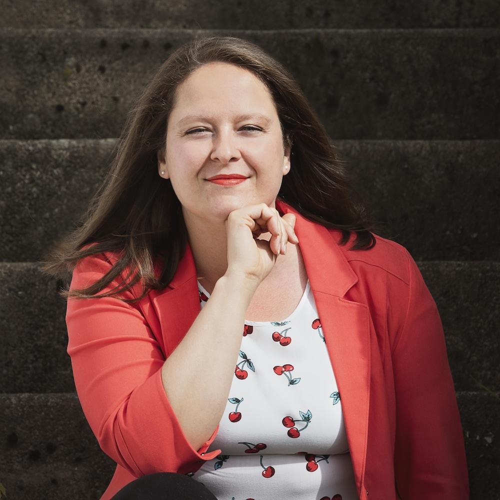 La sexologue en relation d'aide, Audrée Plamondon.