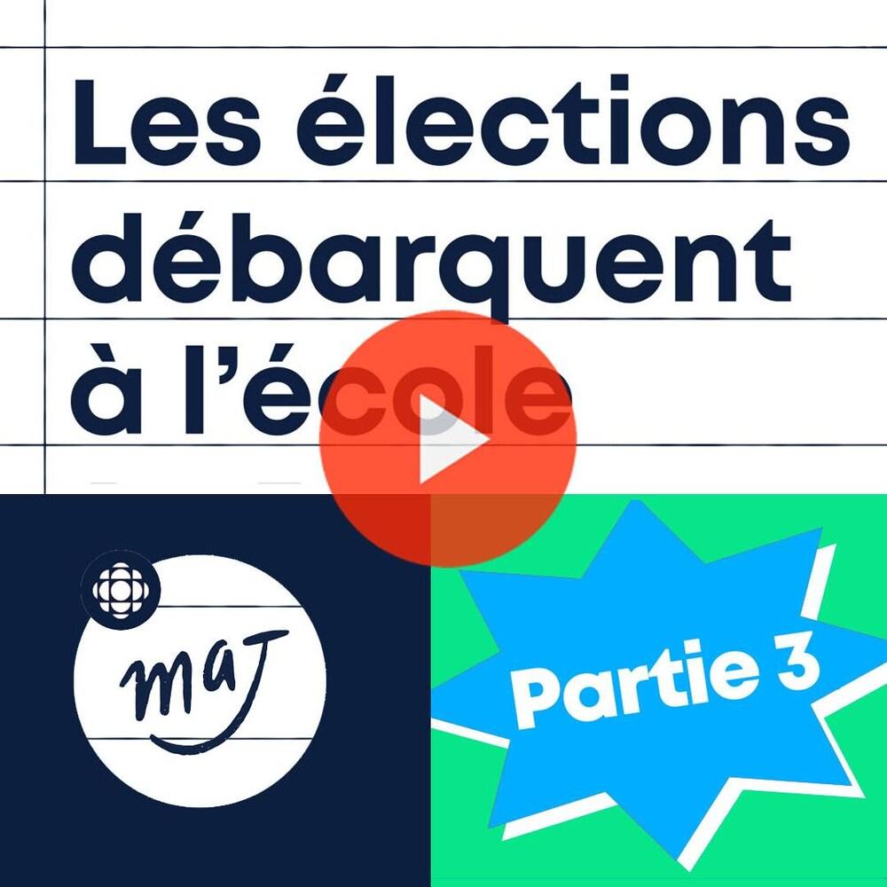 Les élections débarquent à l'école. Partie 3.