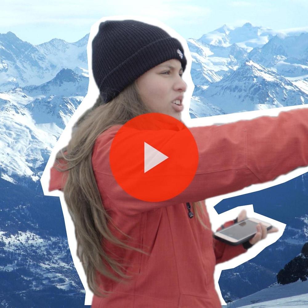 Miniature de la vidéo. Les missions d'Audrey #3.