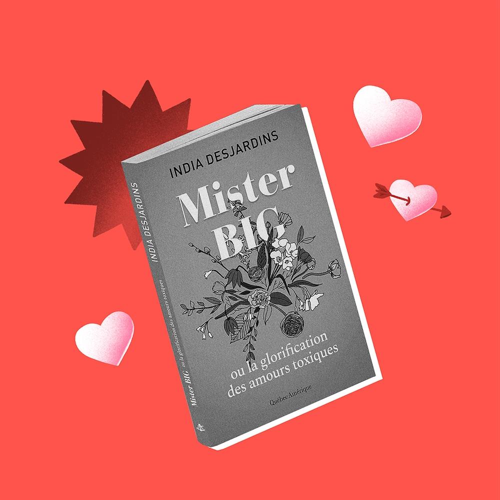 « Mister BIG », le nouveau livre d'India Desjardins.