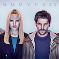 Affiche officielle de la saison 2 de la série Humans