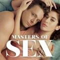 Le docteur Masters et Virginia enlacés dans des draps de soie