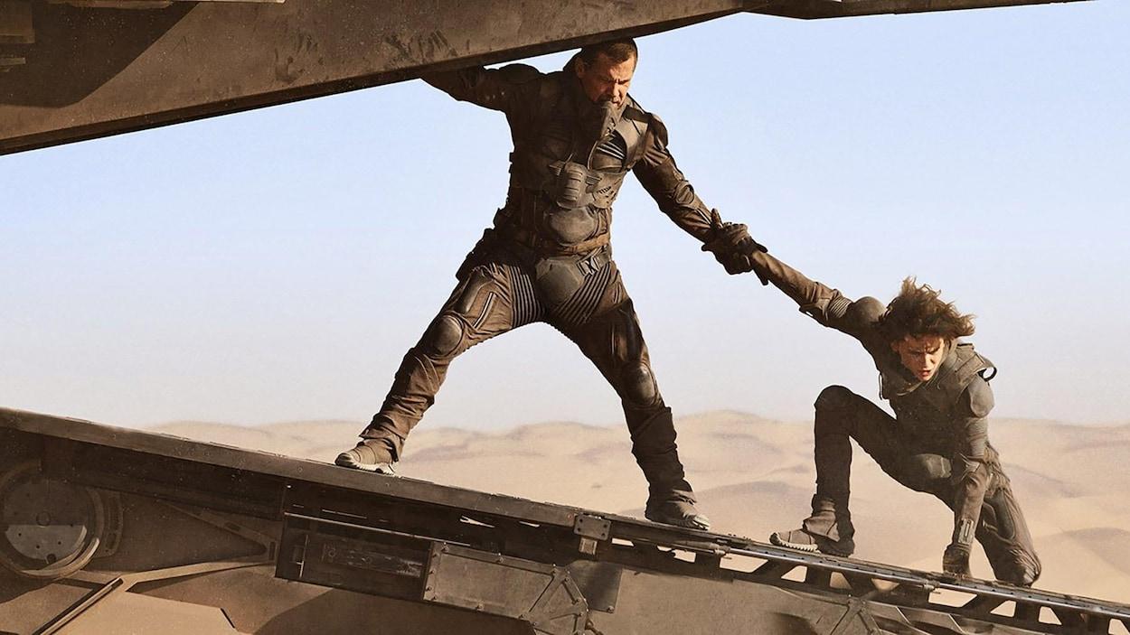 La sortie de Dune, de Denis Villeneuve, reportée à l'automne 2021   Radio-Canada.ca