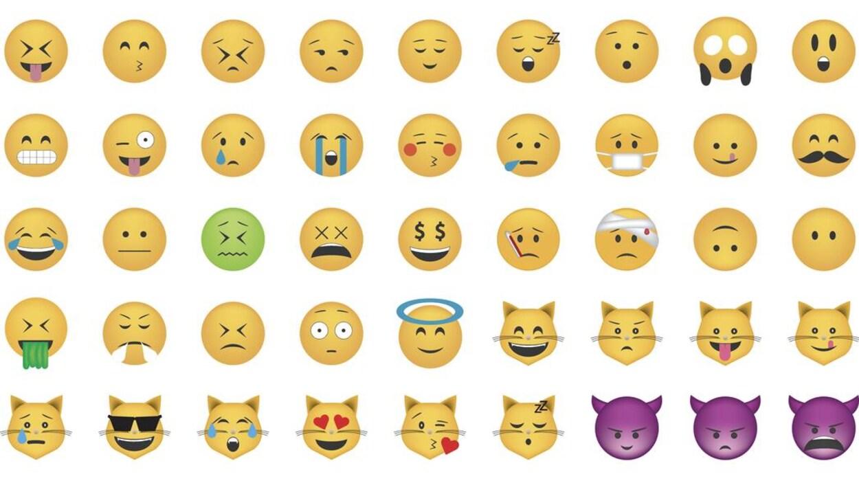 Facebook Revele Les Emojis Les Plus Utilises Dans Le Monde Radio Canada Ca