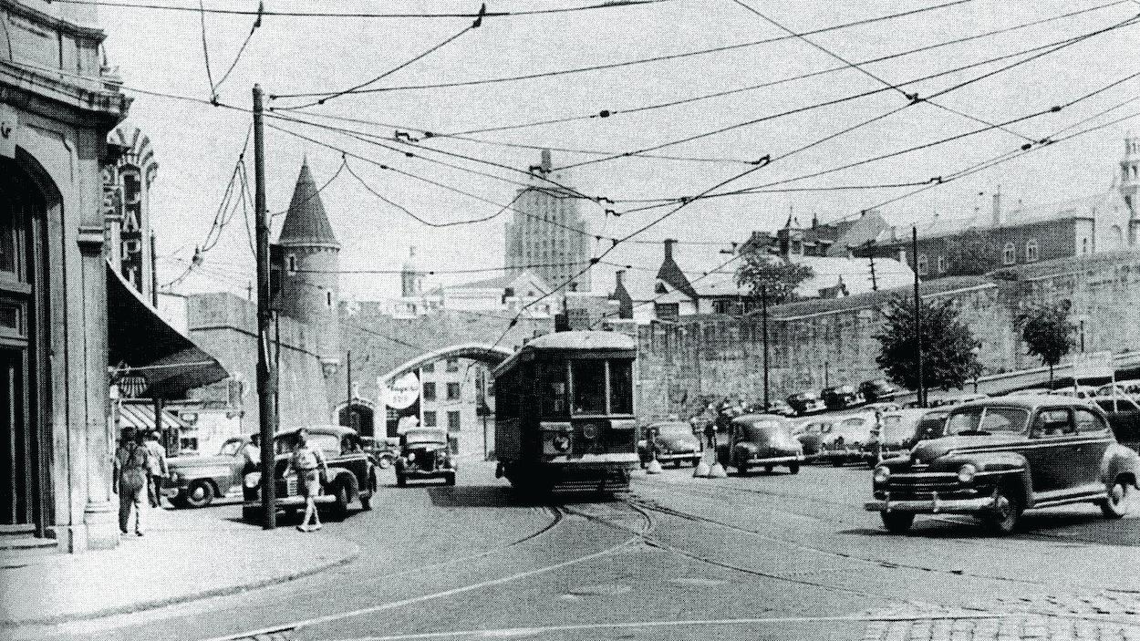Pourquoi le tramway de Québec a-t-il disparu, en 1948?