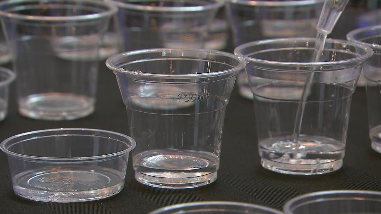 Neuf municipalités ont participé au concours de la meilleure eau municipale du Québec.