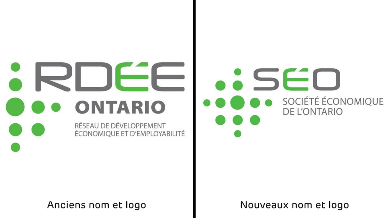 Nouveau logo et nouveau nom du RDÉE Ontario