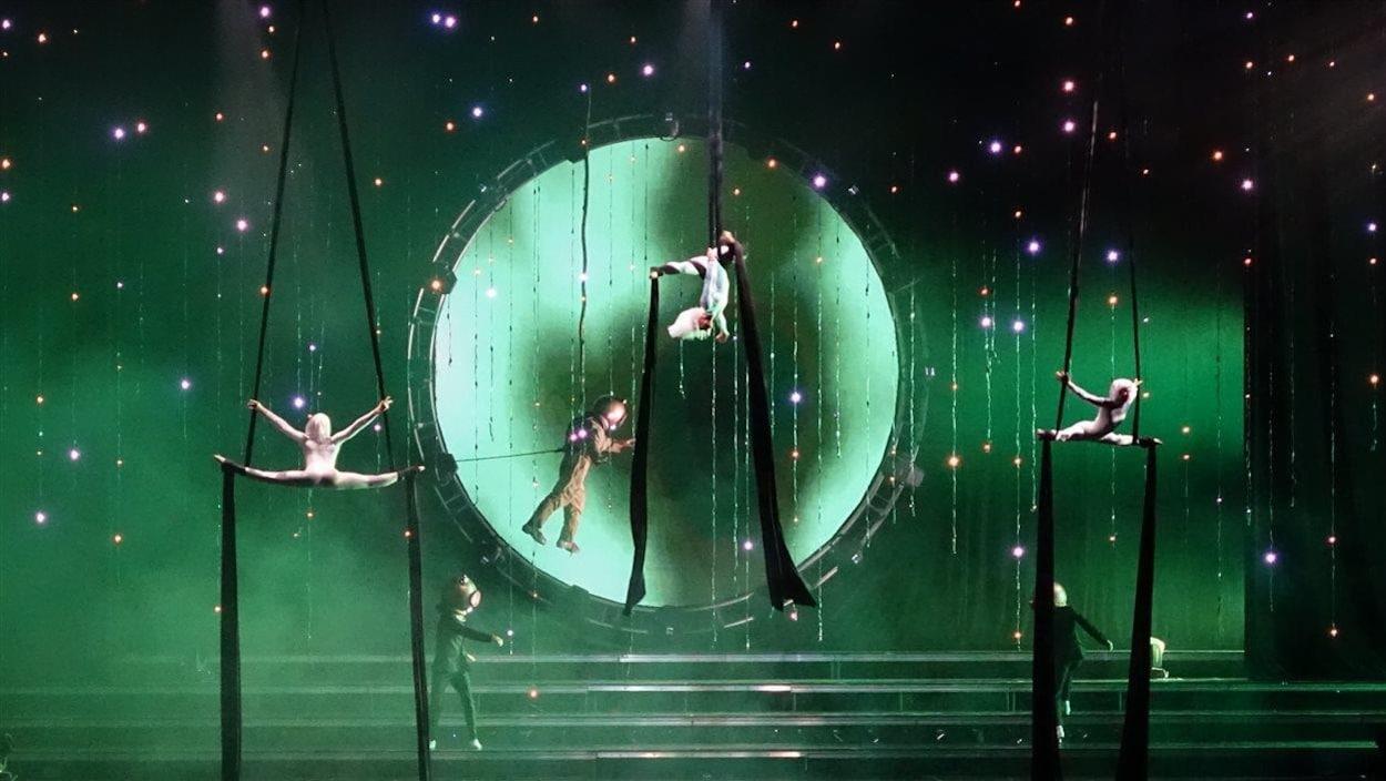 Les Colocs à l'honneur pour le prochain spectacle du Cirque du Soleil