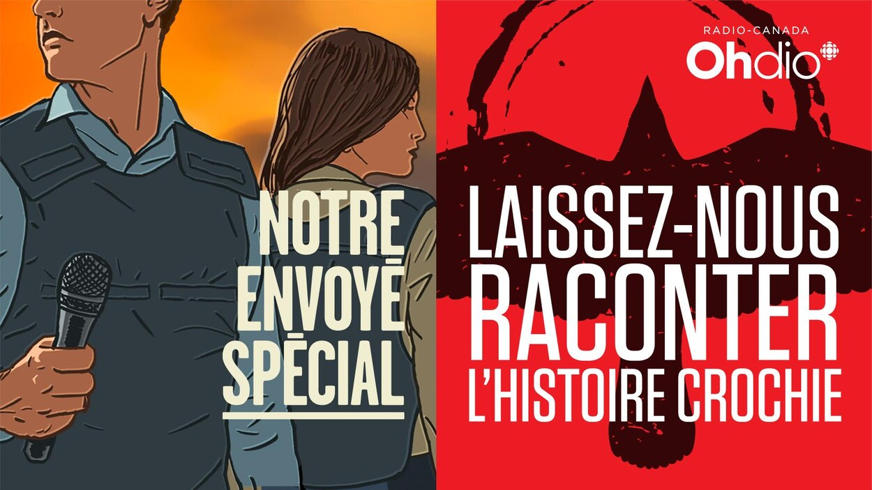 Vote Paris Podcast Festival.