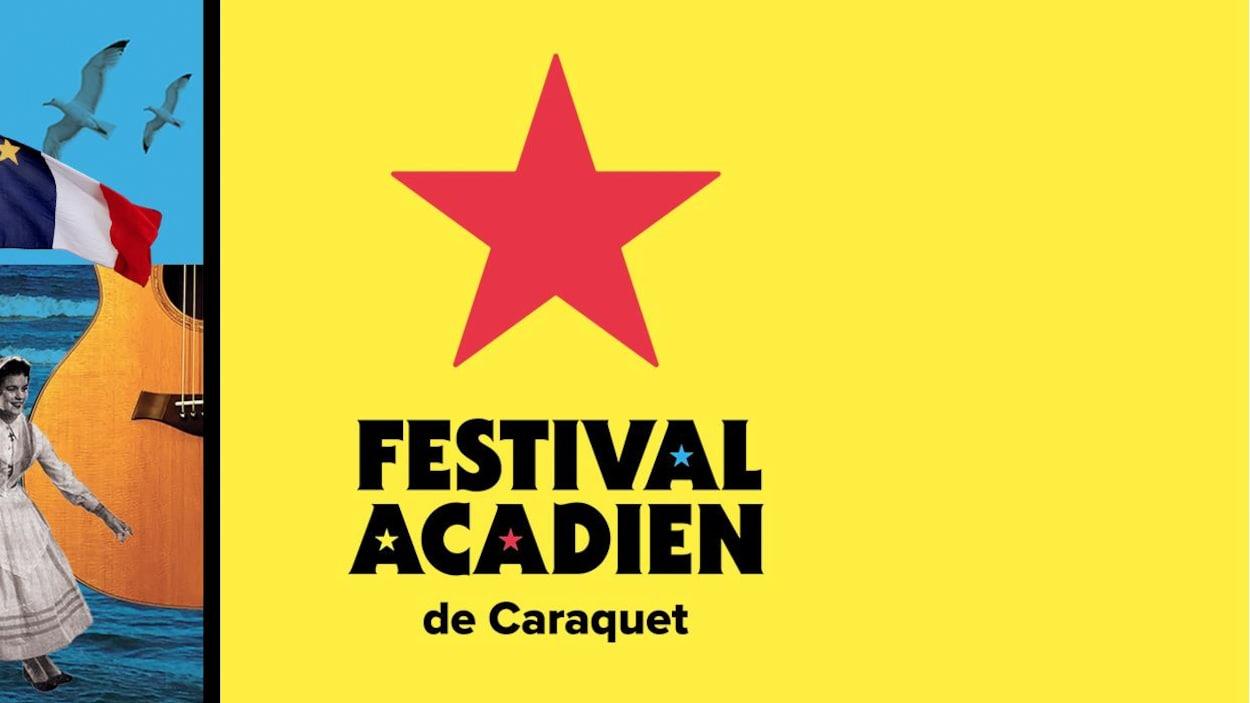 Logo du festival acadien