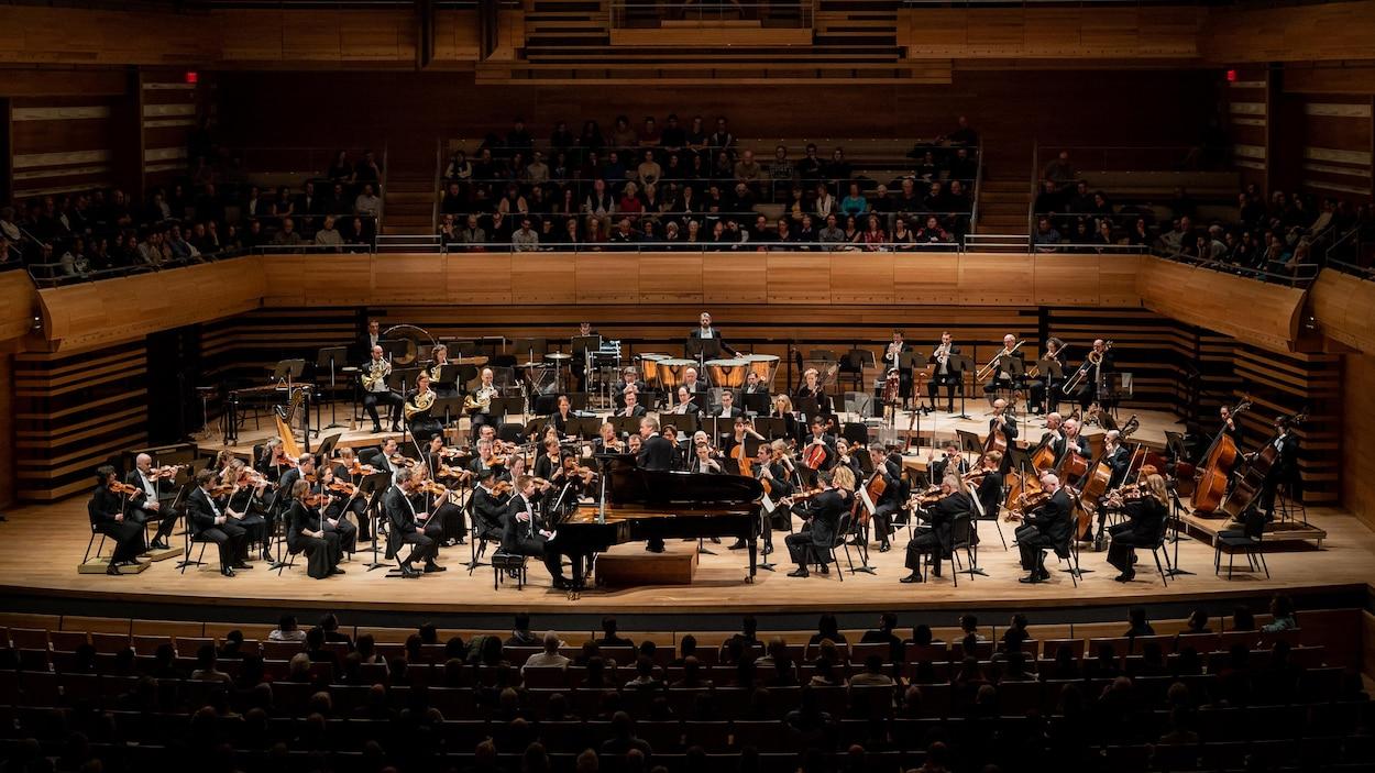 L'Orchestre symphonique de Montréal