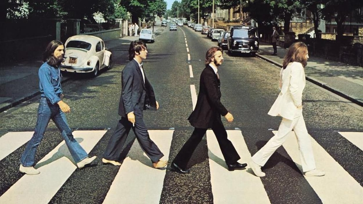 Abbey Road, l'image iconique des Beatles a 50 ans