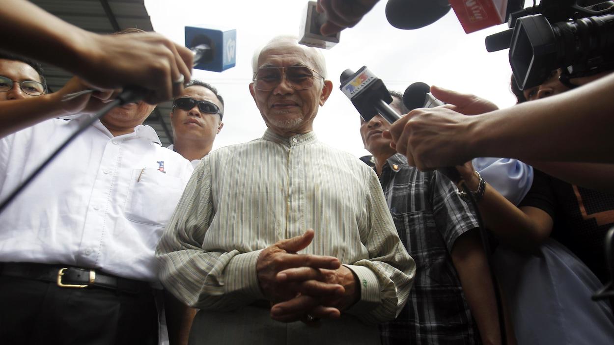 Abdul Taib Mahmud en 2011