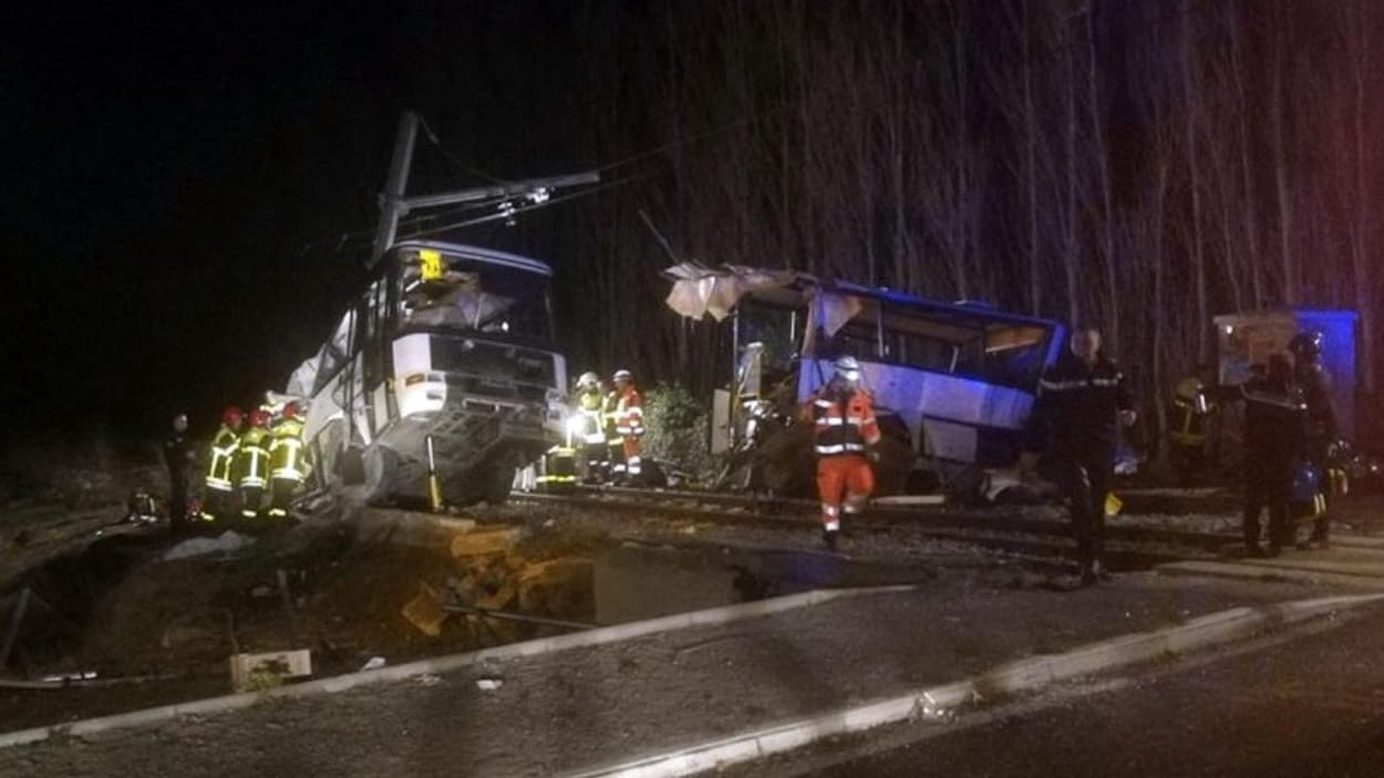 Le bilan de l'accident de train s'alourdit — France