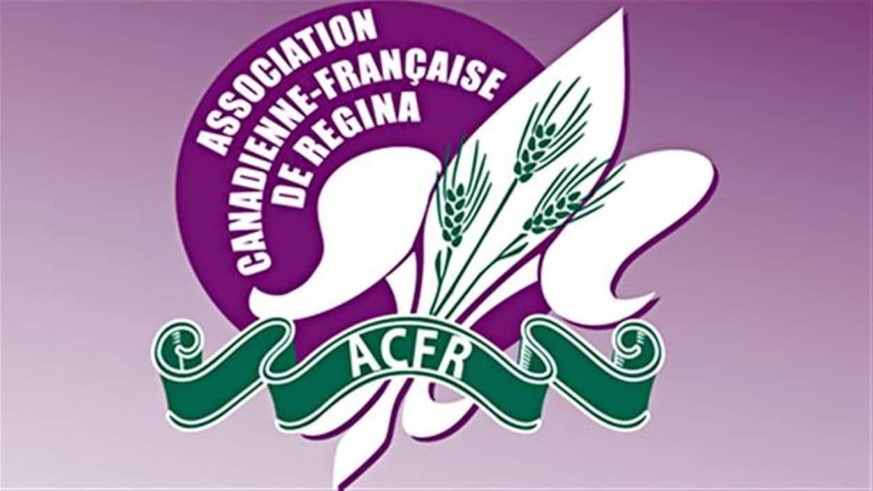 Le logo de l'Association canadienne-française de Regina (ACFR)