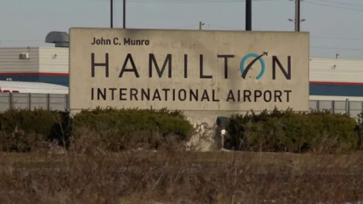 Aéroport international d'Hamilton