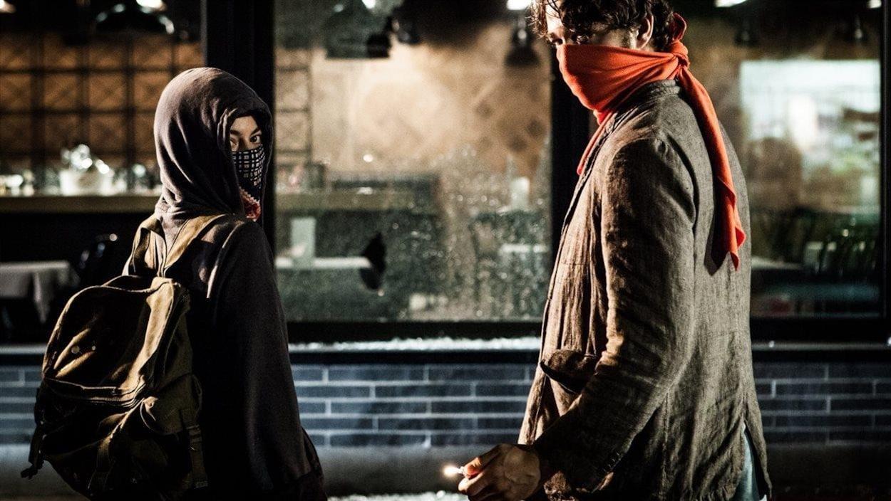 Une scène du film « Ceux qui font les révolutions à moitié n'ont fait que se creuser un tombeau »
