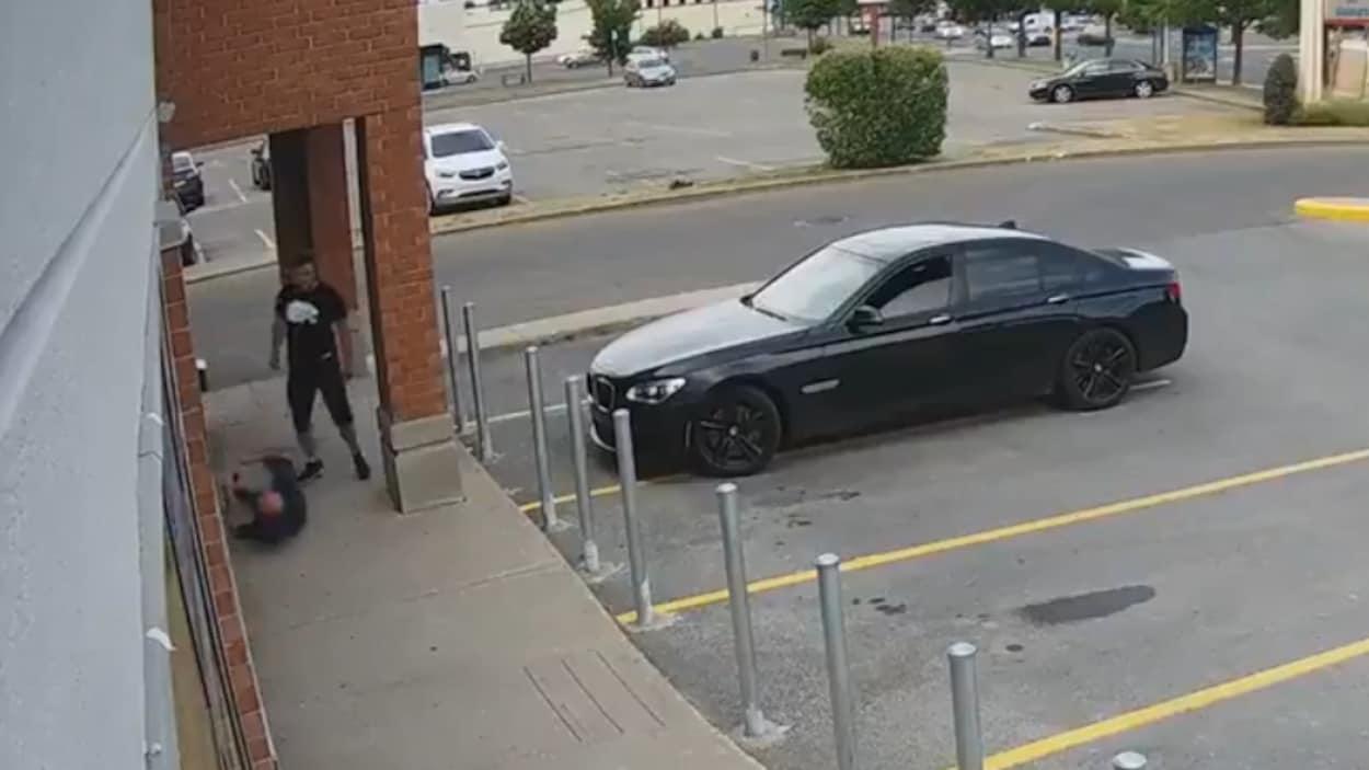 L'attaque s'est produite le 9 juillet devant la garderie Tic-Tac-Toc, à Laval.