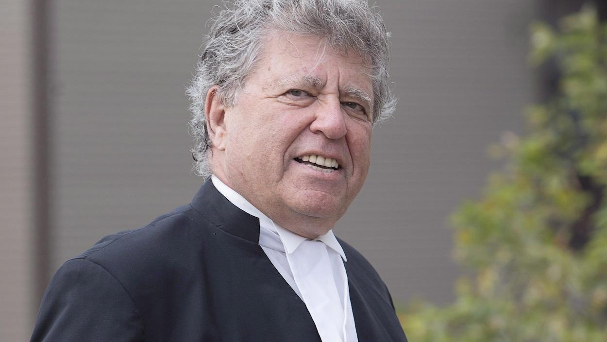 L'avocat Alan Gold.