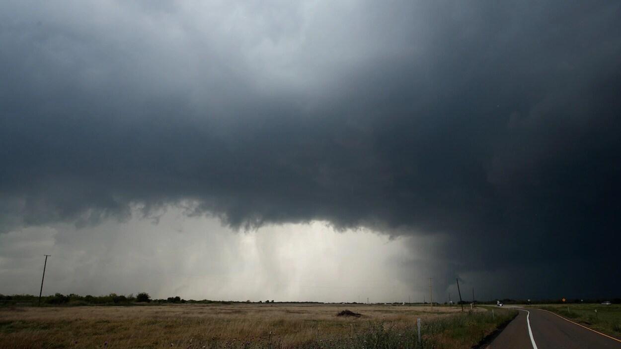 Alerte de tornade en vigueur pour les régions de York et Durham, en Ontario.