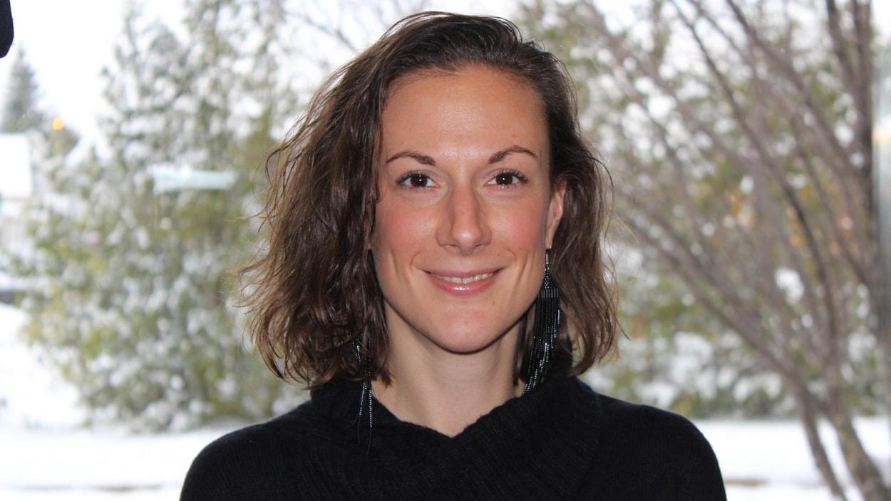 Analyste juridique et politique à Femmes autochtones du Québec, Alexandra Lorange affirme être une Atikamekw.