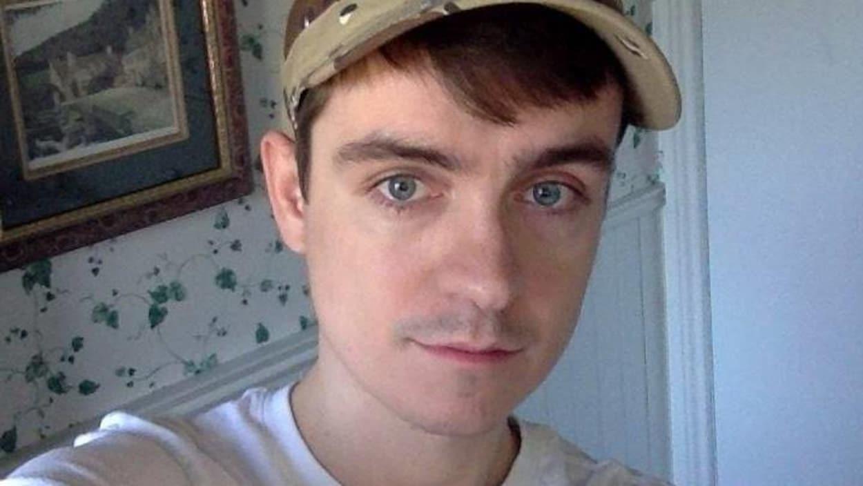 Le présumé auteur de l'attentat au Centre culturel islamique de Québec.