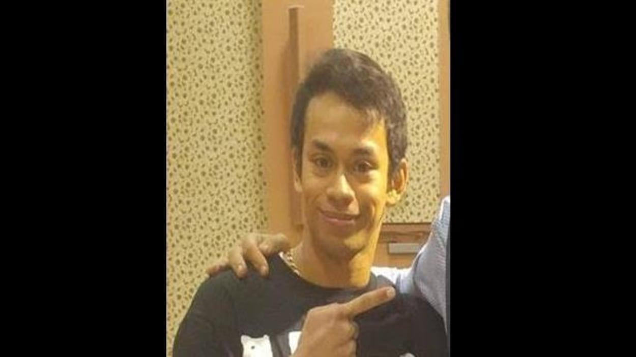 Alfredo-Alexander Aquino Martinez, 21 ans