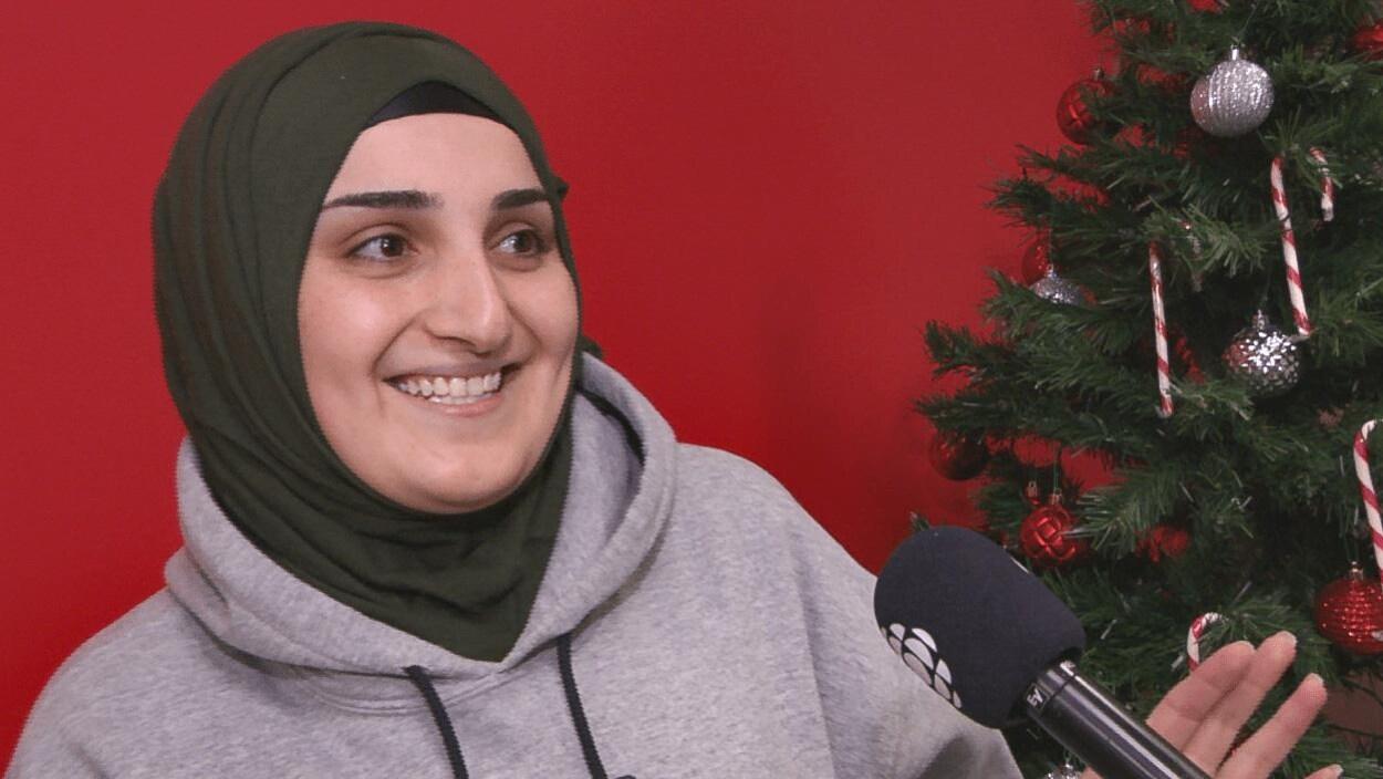 Bercin Ali en entrevue