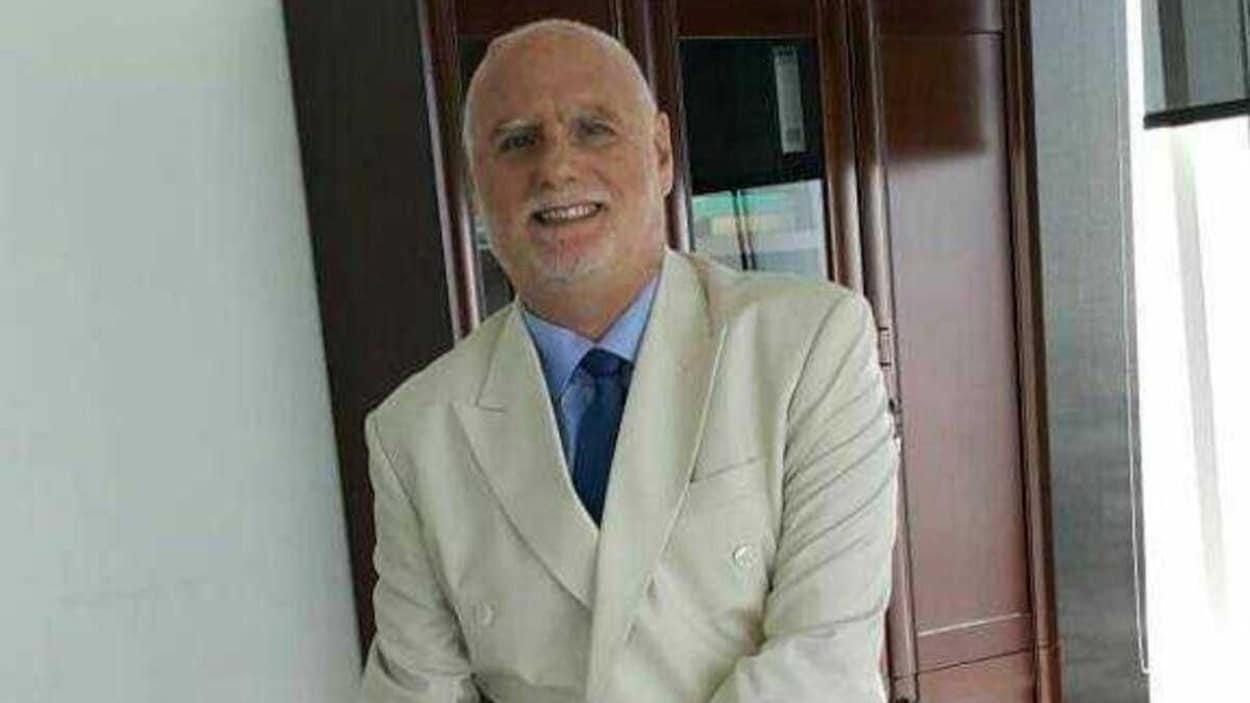 André Gauthier est emprisonné à Oman depuis trois mois.