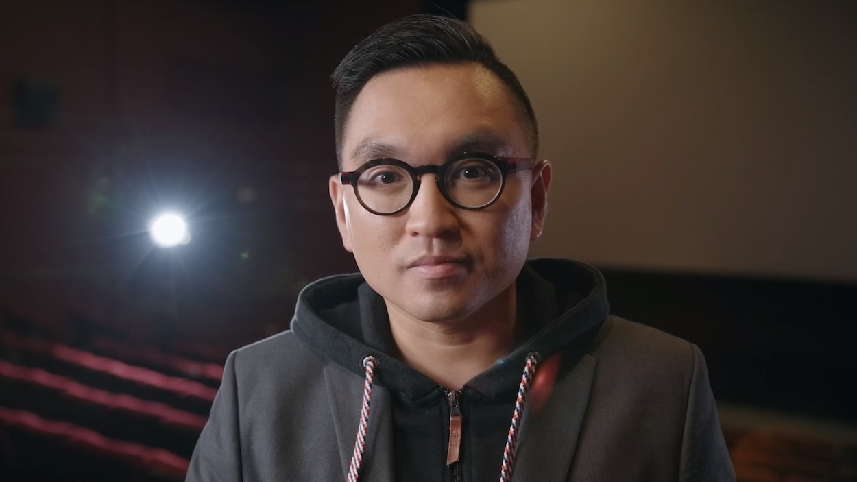 Le réalisateur Anh Minh Truong.