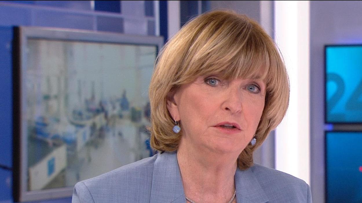 Anne-Marie Dussault.